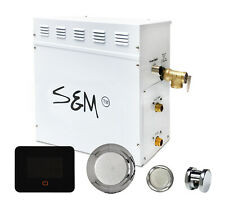 Steamcore S&M 7.5KW steam bath generator (A Top Canadian Manufacture)