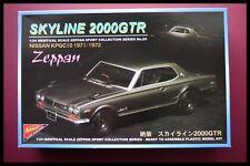 Nichimo 1:24 Nissan Skyline 2000GTR Nissan Kit Modelo 1971 zeppan