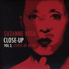 Suzanne Vega - Close Up Vol 3 States Of Be (NEW CD)