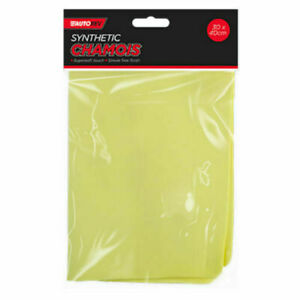 SUPERSOFT TOUCH SYNTHETIC CHAMOIS CLOTH  300 X 400MM