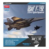 ACADEMY #12550 /72 Plastic Model Kit F-15E Strike Eagle /333rd Fighter Squadron'