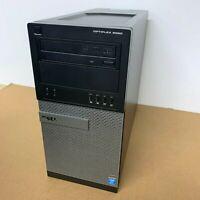 Dell OptiPlex 9020 MT i7-4770 3.40GHz, 8GB RAM, 500GB HDD, DVD+/-RW, WIN 10 PRO.