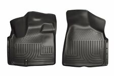 Husky Liners Floor Mats fit 2008-2018 Dodge Caravan and Chrysler Town & Country
