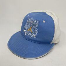Air Jordan Jumpman Blue White Hat Cap Fitted 7 1/4 Basketball EST 1985