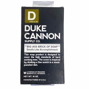 Duke Cannon Supply Co. Big Ass Brick of Soap Smells Like Accomplishment 10oz Bar