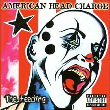 FREE US SHIP. on ANY 3+ CDs! USED,MINT CD American Head Charge: Feeding