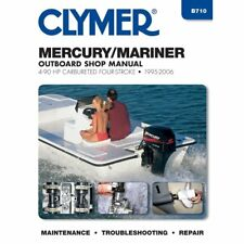 Mercury Marine 4-90hp 1995-2006 Outboard Motor Service Repair Shop Manual