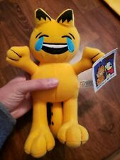 Garfield Emoji Plush