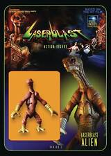 FULL MOON FEATURES LASERBLAST ALIEN 2.5 inch COLLECTABLE FIGURE