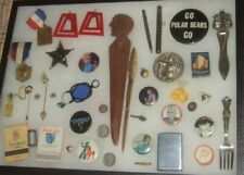 Junk Drawer Estate Finds Great Stuff Odd Things 45 Pieces