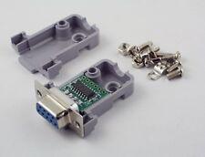 MAX232 MAX3232 RS232 à TTL Convertisseur 3.3v-5v avec capuche Kit