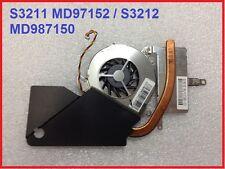 Medion S3211 S3212 MD97152 MD98150 Lüfter FAN Kühlung Ventilator