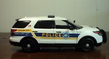 Ocean City NJ Motor Max 1:24 Scale Ford Explorer Interceptor Utility Police Car