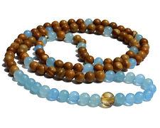Aloha Mala - 108 Count - Tibetan Hindu Buddhism Spiritual Prayer Beads