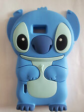 Silicone Cover per cellulari STITCH1 para SAMSUNG GALAXY S2 I9100