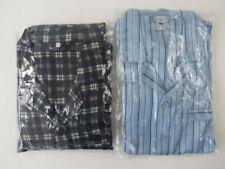 Karierte Herren-Pyjama-Sets in Größe 48