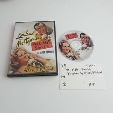 Mr. & Mrs. Smith DVD directed by Alfred Hitchcock- Carole Lombard 0925