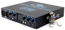 Focusrite saffire pro 24 DSP Audio Interface FireWire top estado OVP + garantía