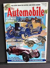The AUTOMOBILE Magazine - December 2003 - Austin,Morris,Bentley,Offord + more