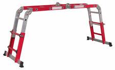 Aluminium Industrial Rolling Multi-Purpose Ladders