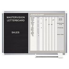 MasterVision In-Out & Notice Board - GA0387830