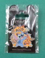 Disney Trading Pin DLR/WDW - Stitch Up to No Good