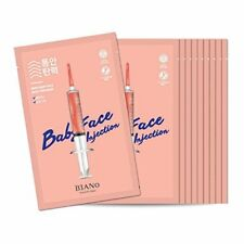 BANOBAGI Bano Baby Face Injection Mask Sheet for Skin elasticity 10pcs