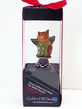 Wine Bottle Stopper Whimsical Metal Angel Wings Kitty Cat Wonderful Colors