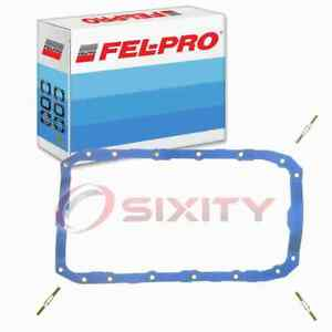 Fel-Pro Engine Oil Pan Gasket Set for 1994-2001 Mazda B3000 3.0L V6 Gaskets ur