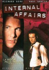 Internal Affairs DVD Brand New Richard Gere, Andy Garcia