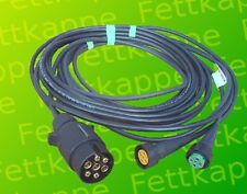 Aspöck Anhängerkabel 4m - 7-polig Stecker - Kabelbaum - 58-1022-037 - 581022037