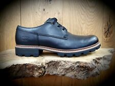 CAT // 51st Street // Mens Waterproof Black Shoes // NOW REDUCED Was £125.00