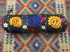 Hand Embroidered Wall Hanging Tajik Lakay  Uzbek SuzanPillow Vintage Embroidery