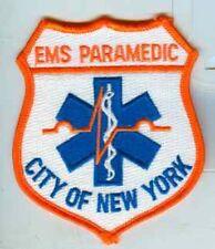 New York City:Armabzeichen:Emergency:4 verschiedene,,