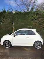 Fiat 500 Manual 44975 Mileage Reg 2012