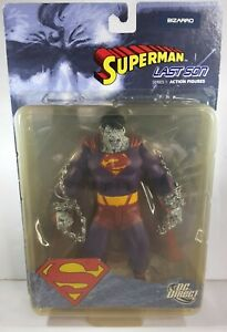 DC Direct Superman Last Son Series 1 Bizarro Action Figure