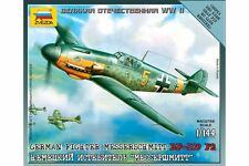 ZVEZDA 6116 1/144 Messerschmitt Bf-109 F2