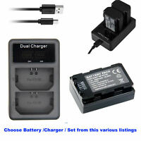 NP-FZ100 Battery Or Charger Sony Alpha a9 II Mirrorless Digital Camera ILCE9M2/B