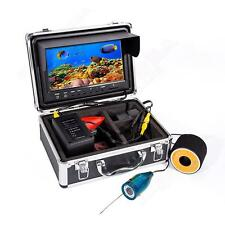 "EYOYO 9"" 15M 1000TVL Underwater Fishing Camera 12cs IR LED Fish Finder + Remote"