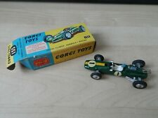 CORGI TOYS 155 LOTUS CLIMAX CAR IN ORIGINAL BOX  PERFECT CONDITION