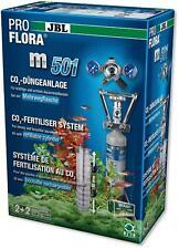 JBL ProFlora m501 Co² Düngeanlage mit 500g Mehrwegflasche