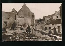 Building Posted Collectable WWI Military Postcards (1914-1918)