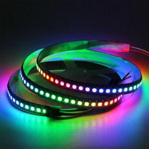 WS2812B Led Strip 30/60/144 pixels/m WS2812 Smart RGB IC Individual Addressable