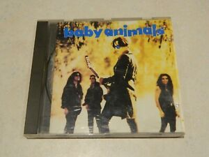 Baby Animals Baby Animals CD [Ft: Rush You, Painless, One Word, Early Warning]