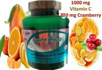 Just Pure Vitamin C 1,000MG Support Healthy Immune System, Antioxidant, 1 Pack +