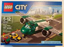 LEGO City Set 60101 Airport Cargo Plane New Unopened Retired Set