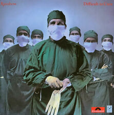 Rainbow – Difficult To Cure - LP VINYL 1981 SPAIN - (Dio, Purple, Maiden, Ozzy)