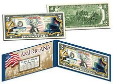 TITANIC RMS SHIP *Americana* Genuine Legal Tender Colorized U.S. $2 Bill