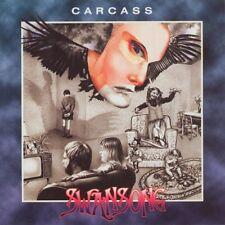 Carcass - Swansong - ORIGINAL Earache Cassette Tape Sealed NEW COPY Death Metal