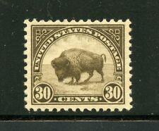 US Scott 569 Buffalo VF Mint Hinged